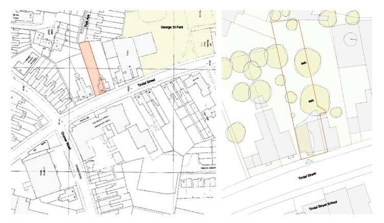 Location plan & site plan