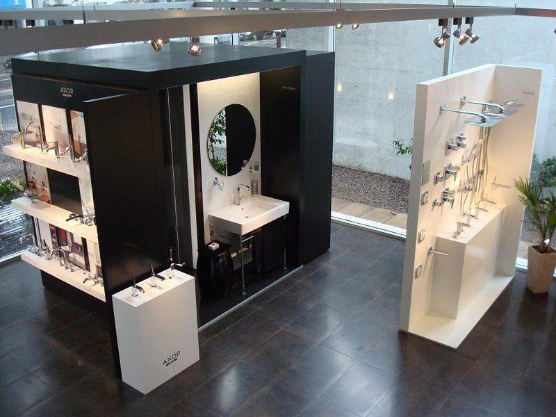 Griferia Para Baño En Buenos Aires:Remodelación del Showroom de Hansgrohe en Martínez – ARQA Empresas