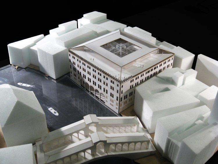 Model / Image courtesy OMA