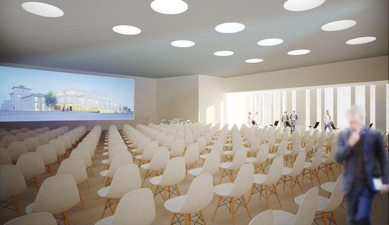 Photographer: Arkitektfirmaet C. F. Møller