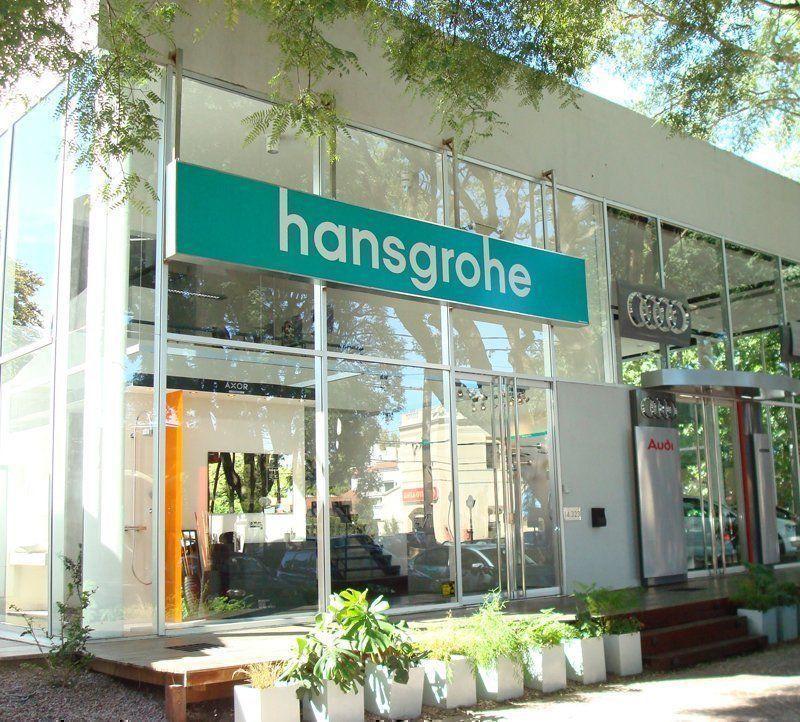 Remodelación del Showroom de Hansgrohe en Martínez - ARQA Empresas