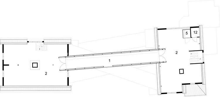 2nd Floor - Image by Bureau SLA