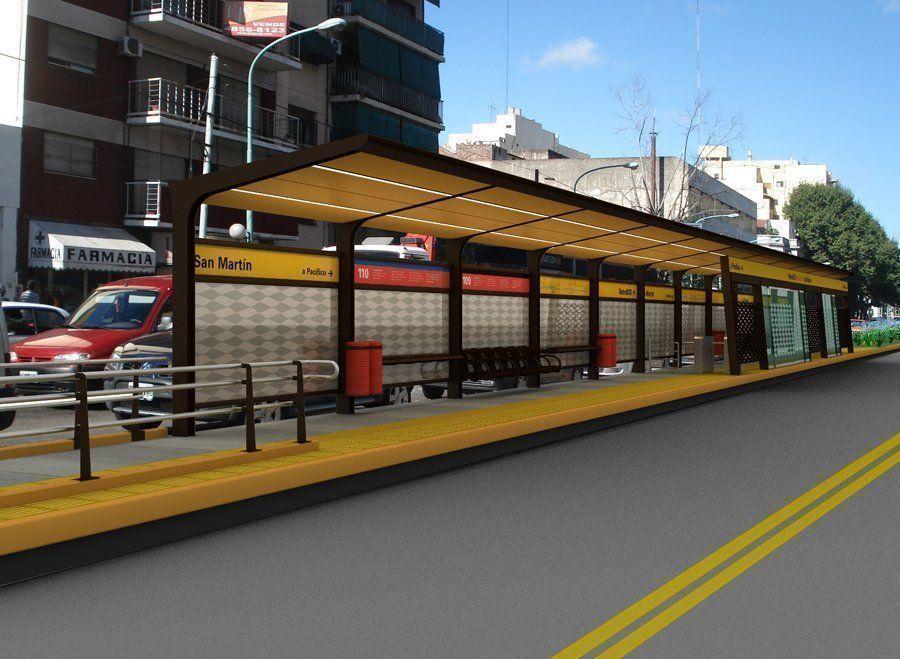 El nuevo metrobus de buenos aires arqa for Semana del diseno buenos aires