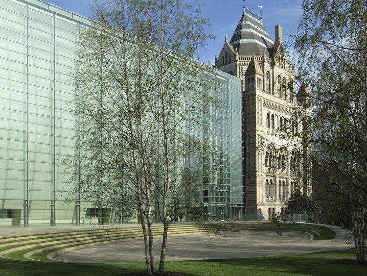 Civic Trust Award 2011 for the Darwin Centre