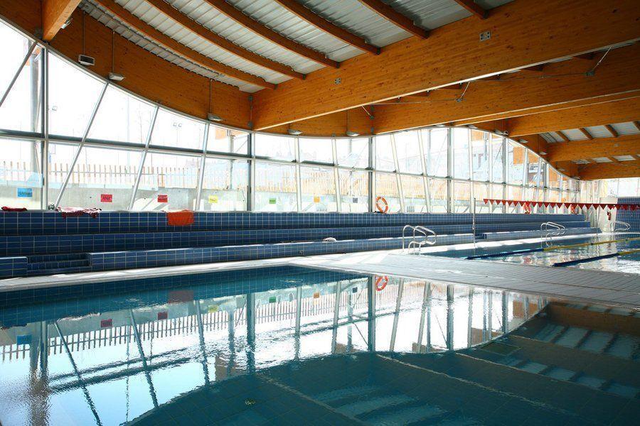 piscina cubierta villanueva del pardillo madrid arqa