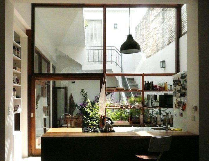 Casa vlady reciclaje en palermo arqa for Decoracion de interiores reciclado
