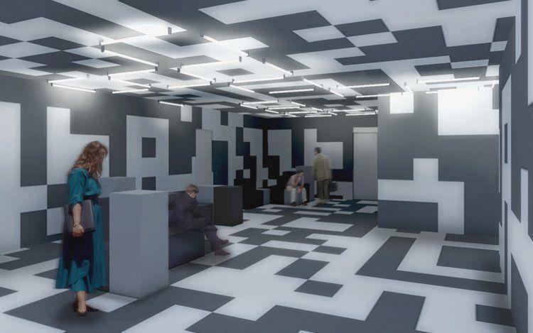 Lobby grey