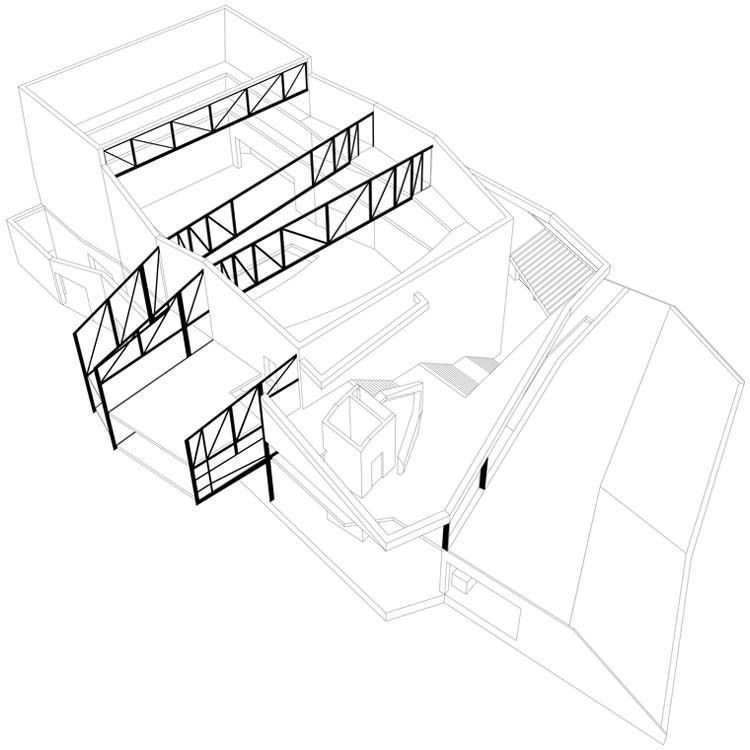 Axonometric Structure