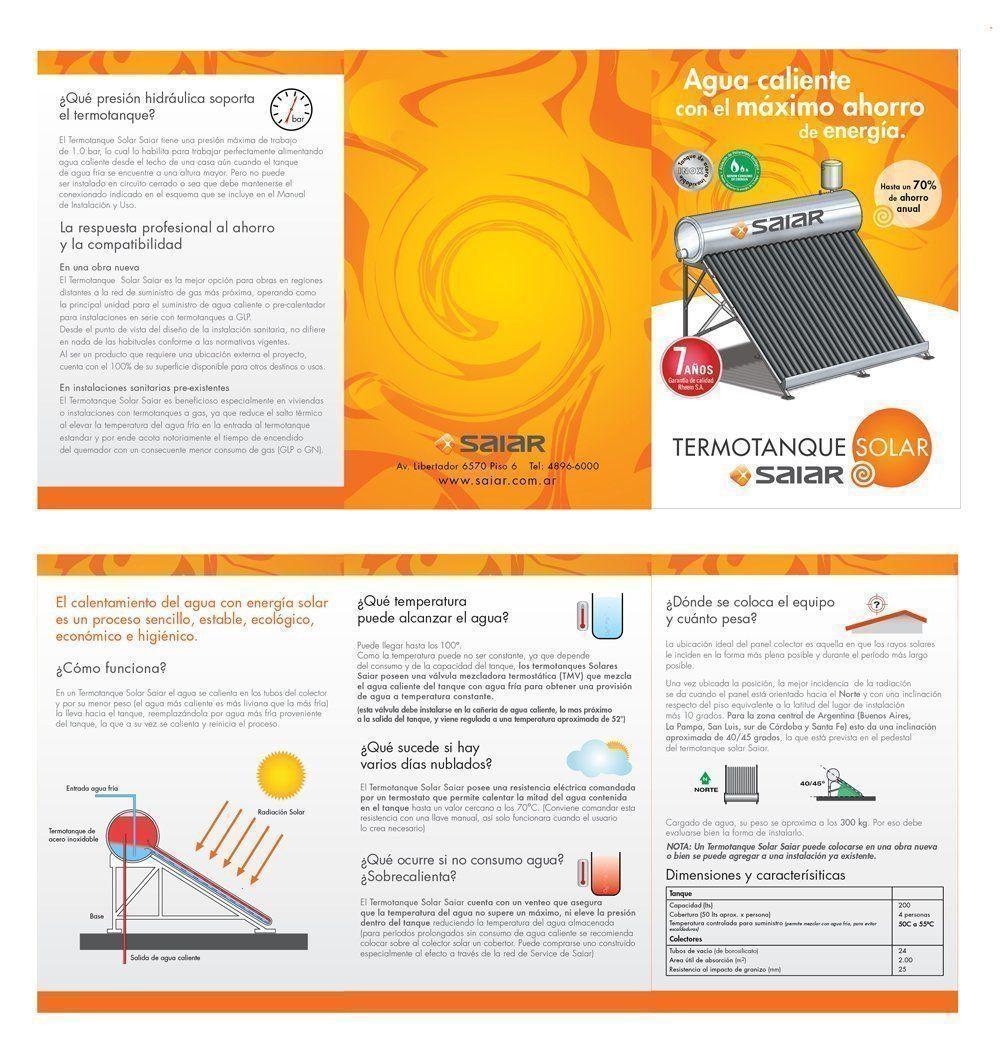 Agua caliente por energ a solar por rheem arqa empresas - Agua caliente solar ...
