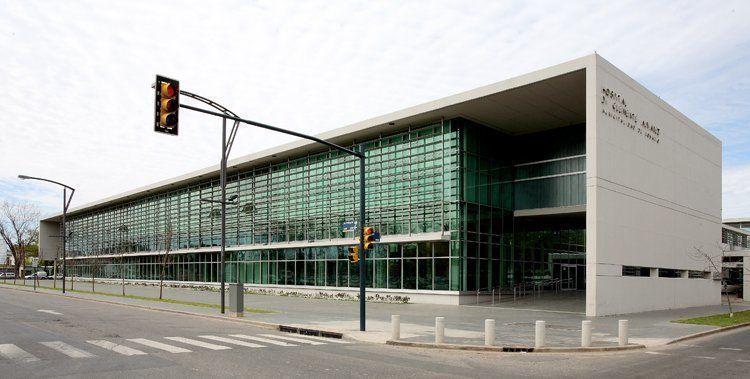 Arqa hospital de emergencia clemente lvarez rosario for Arquitectura rosario