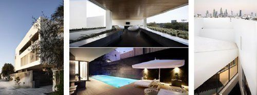 Secret House y Wafra Living, de AGi architects, candidatos a los premios del World Architecture Festival