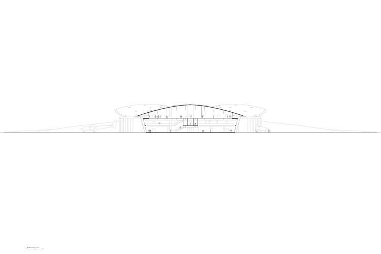 Drawing by Foster + Partners