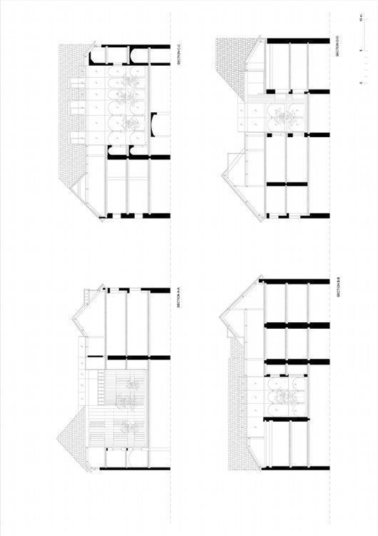 New sections & elevations