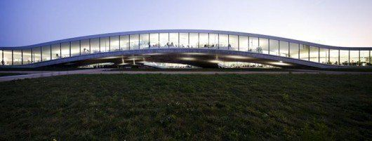 Rolex Learning Center, Lausana, Suiza