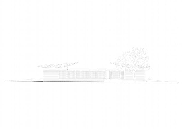 Sport center view