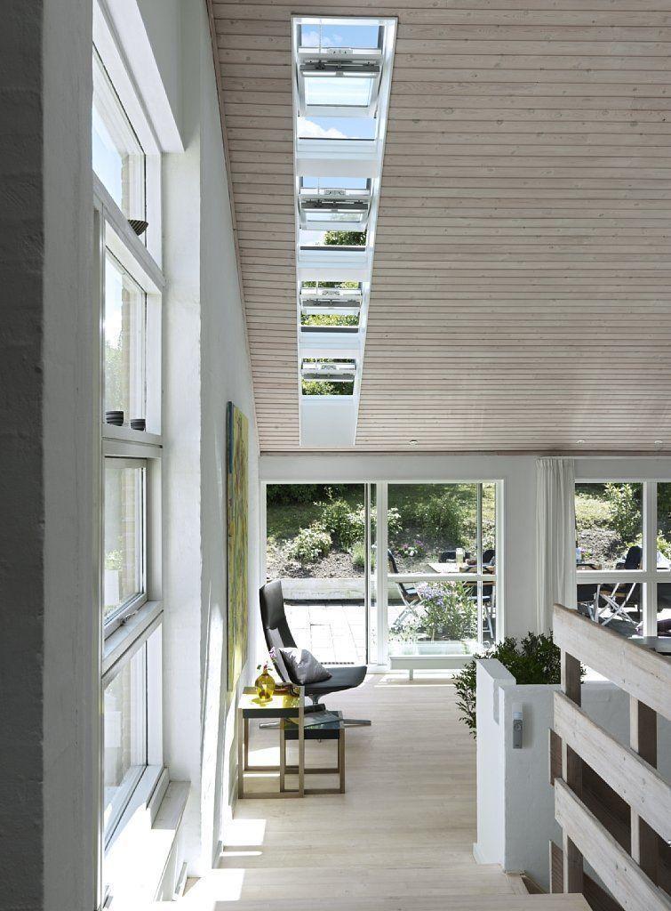 Arqa nueva medida de ventana para techos velux for Ventanas para techos planos argentina