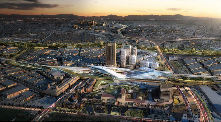 Los Angeles Union Station Master Plan