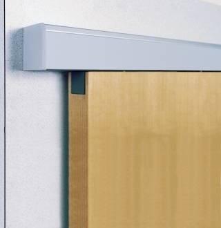Arqa accesorios para puertas deslizantes de madera y cristal - Rieles para puertas ...