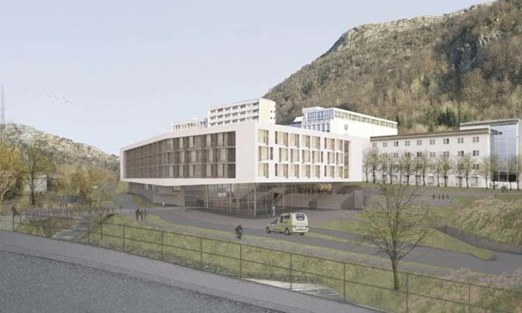 Haraldsplass Hospital, Bergen, Norway