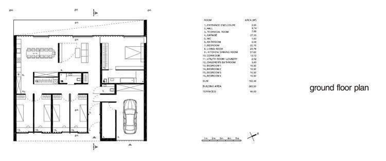 Reykjavik House Plan