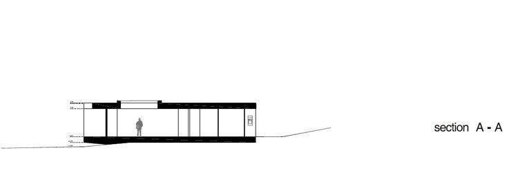 Reykjavik House Section