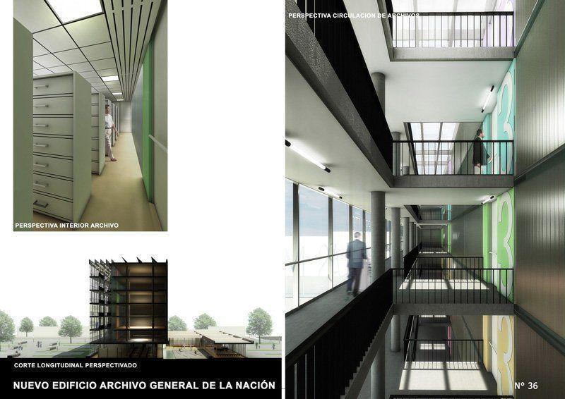 Concurso Nacional Archivo General de la Nación, participante