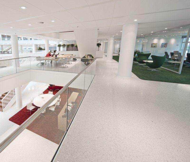 Eneco Headquarter Rotterdam