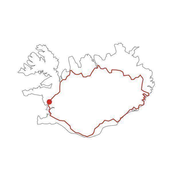 Stöðin - Roadside Stop