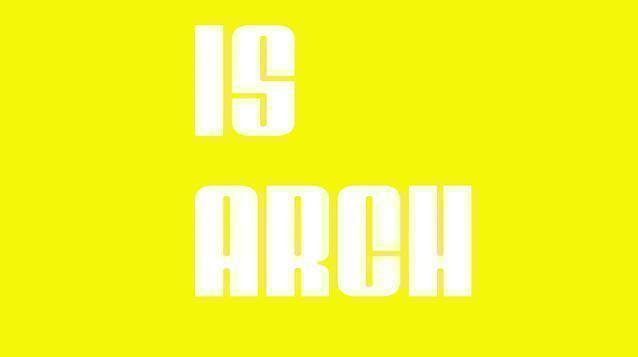 isarch logo
