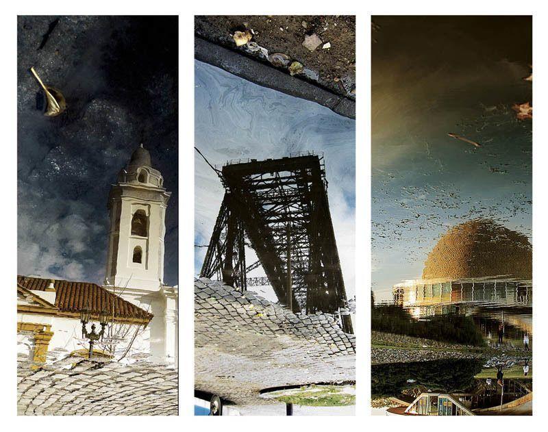 Sergio Castiglione presenta Espejos Urbanos