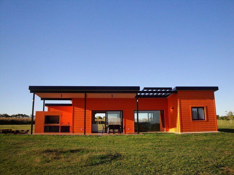 Arqa vivienda unifamiliar en steel framing por ad - Casas steel framing ...