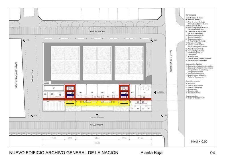 Concurso Nacional Archivo General de la Nación, Mención