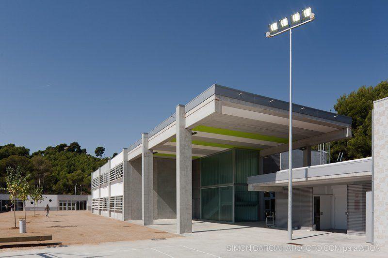 CEIP Josep Guinovart, en Castelldefels