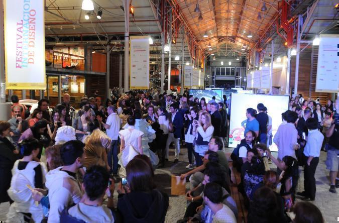 IV Festival Internacional de Diseño de Buenos Aires, en el CMD