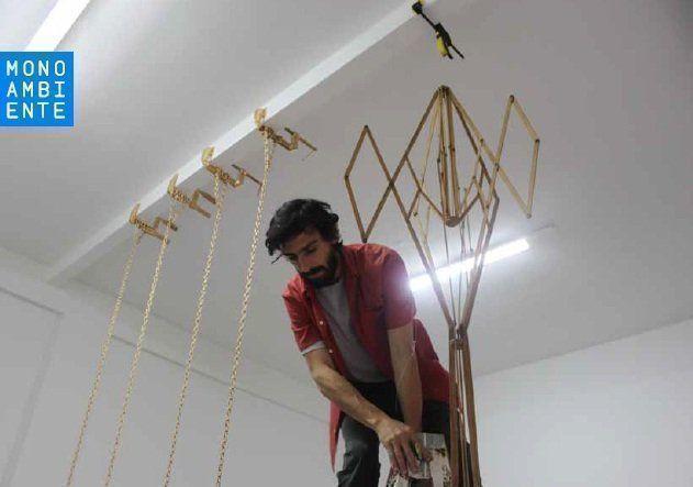 Muestra 02 en Monoambiente
