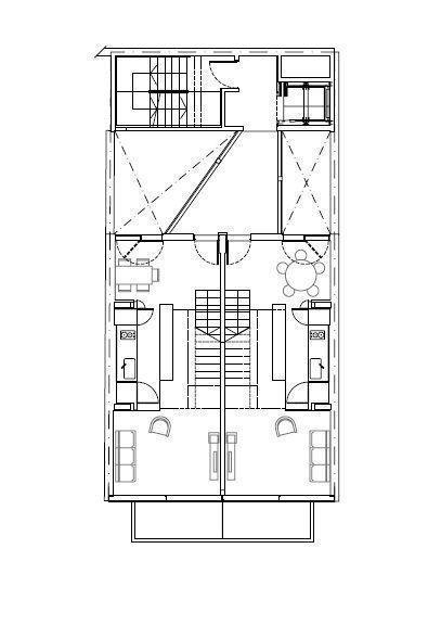 EDIFICIO FDR3120, Unidades de vivienda en altura