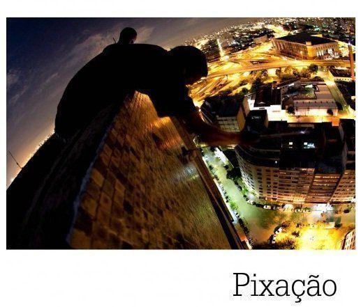 Muestra fotográfica Pixaçao