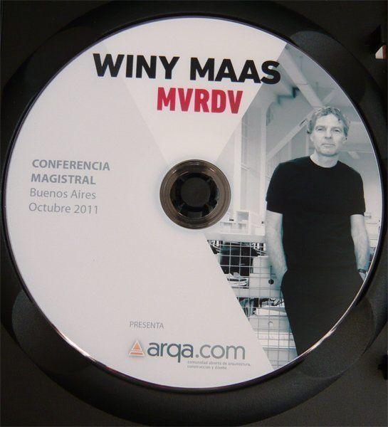 Sorteo Winy Maas