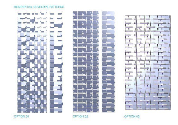 Concept phase - Resi envelope patterns