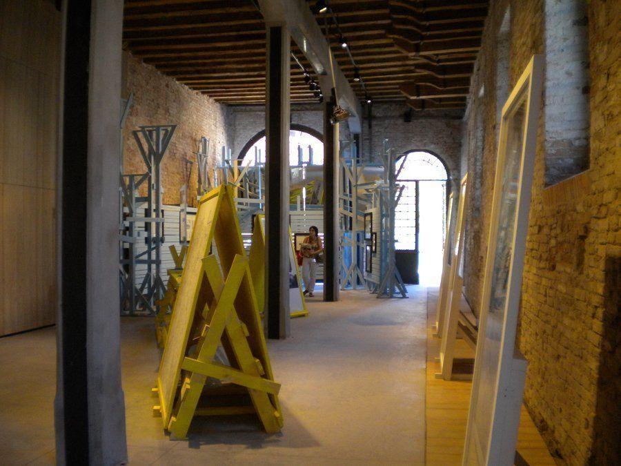 Pabellon Argentino en la Bienal de Arquitectura de Venecia
