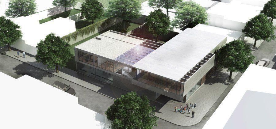 Concurso Sede Cabecera del Distrito IV del Colegio de Arquitectos de la Provincia de Buenos Aires, participación