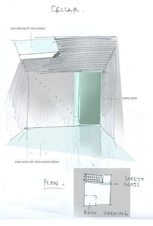 Cellar sketch