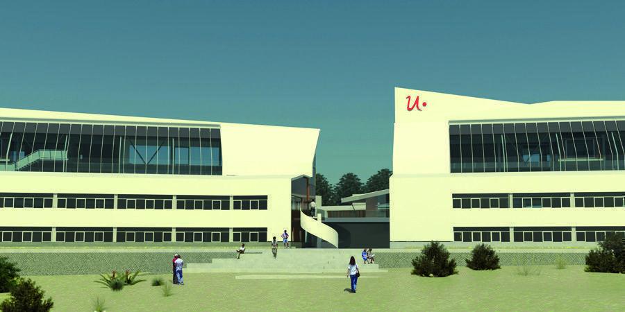 Concurso Nacional de Plan Maestro, ideas y anteproyecto para el campus universitario de San Carlos de Bariloche