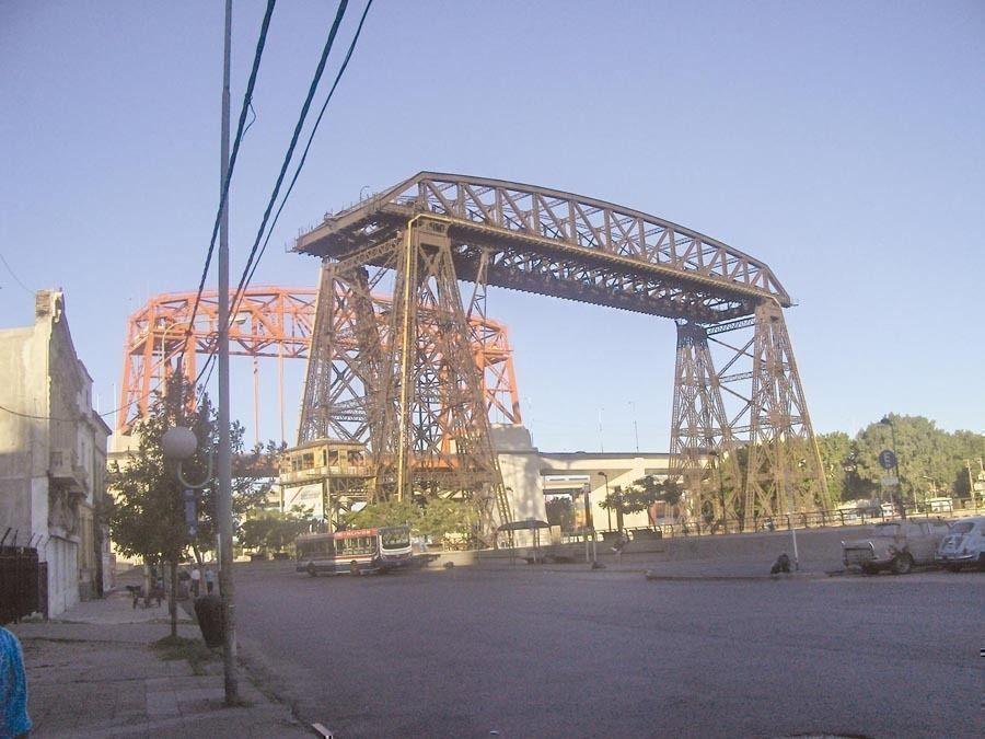El Trasbordador Nicolás Avellaneda, puesta en valor y funcionamiento