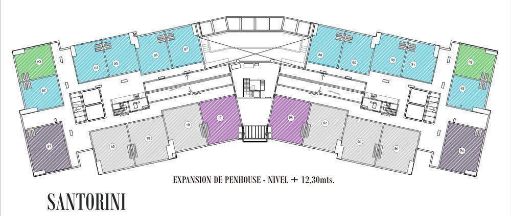 Planta expansiones penhouse