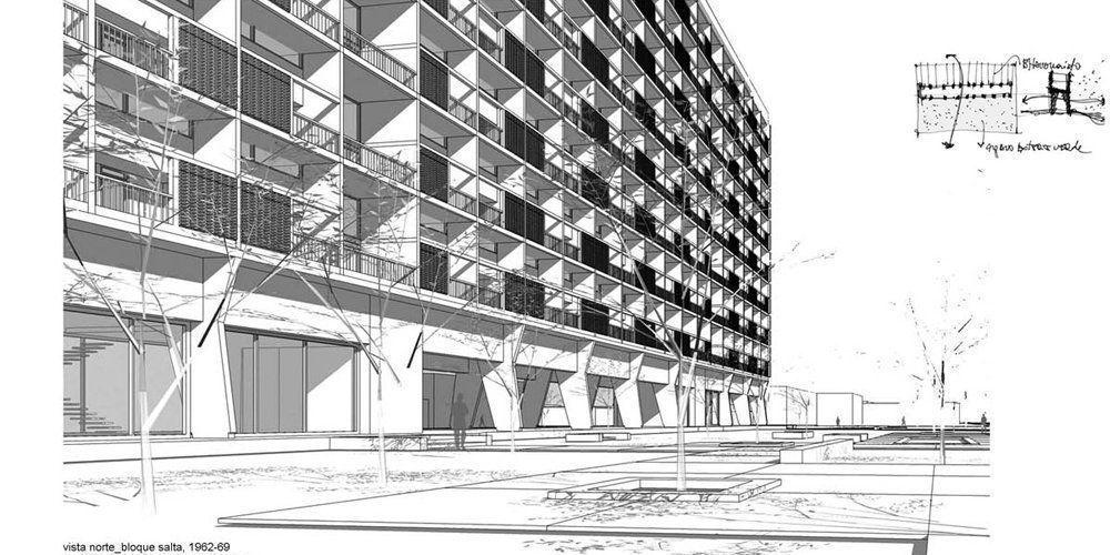 Un moderno en salta. Entrevista al arquitecto Eduardo Larrán