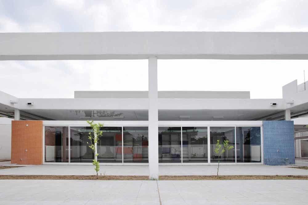 Nuevo Jardín de infantes de Rufino, en la Bienal Iberoamericana de Arquitectura en Cádiz