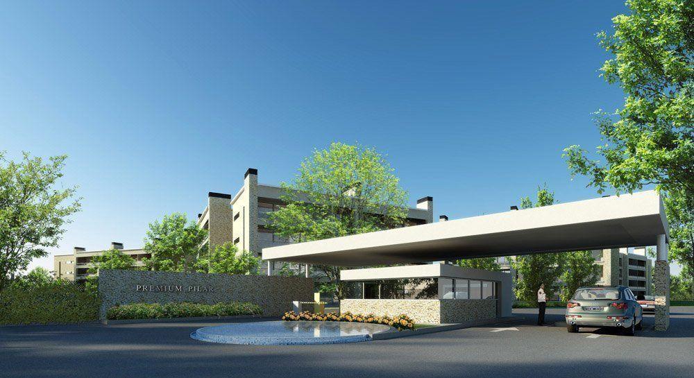 Arqa premium pilar buenos aires for Accesos arquitectura