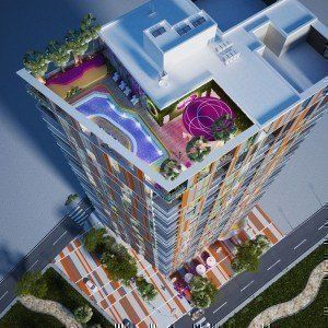 Karim Rashid se une a The Related Group para diseñar Mybrickell, en Miami