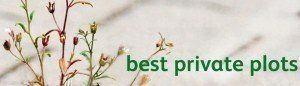 "Ganadores del ""Best Private Plots 2012″"